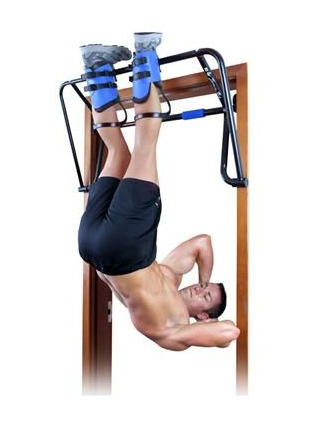 TEETER EZ-UP INVERSION AND CHIN-UP SYSTEM - Relaxacare