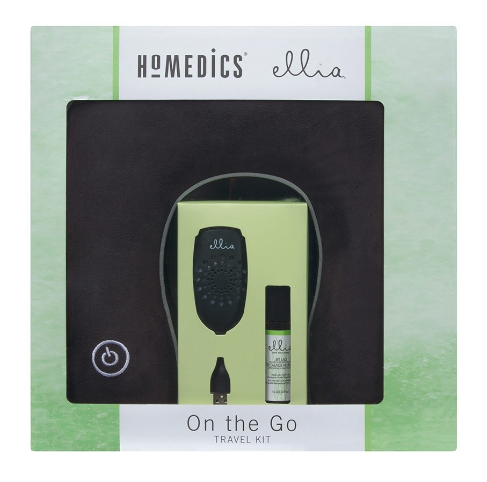 HoMedics Ellia - On the Go Travel Kit - Relaxacare