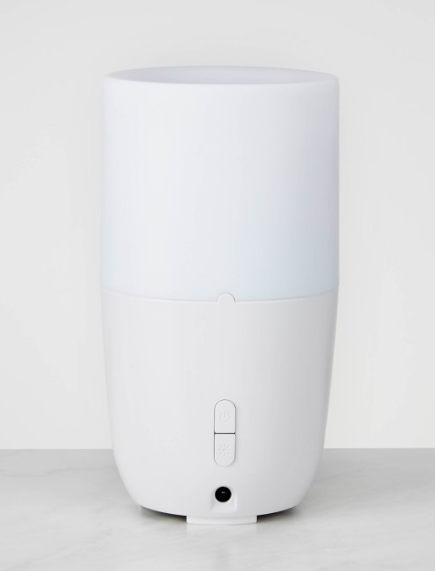 HoMedics Ellia SOOTHE ULTRASONIC ESSENTIAL OIL DIFFUSER - Relaxacare