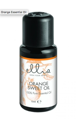 Ellia by HoMedics Orange Essential Oil - Relaxacare