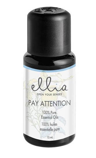 HoMedics Ellia Pay Attention Essential Oil - Relaxacare