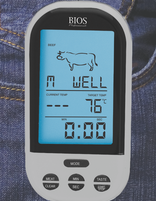 BIOS - Wireless Meat Thermometer