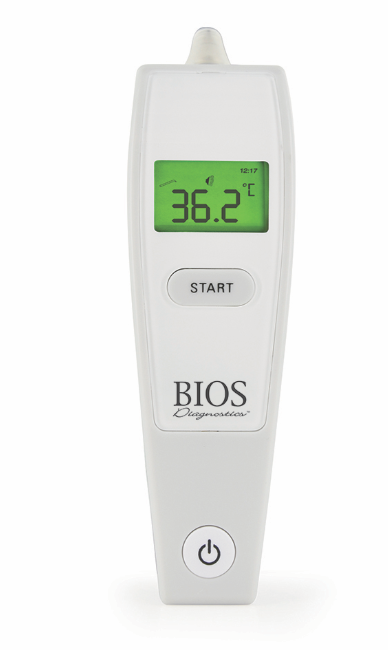 "BIOS - ""Halo"", 1 Second Ear Thermometer"