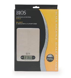 BIOS - Portion Control Scale
