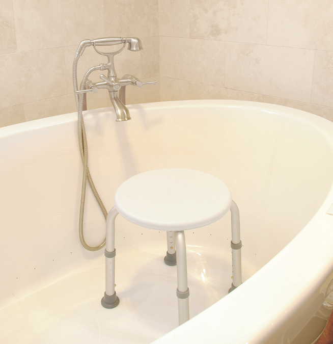 BIOS - Adjustable Bath / Shower Stool