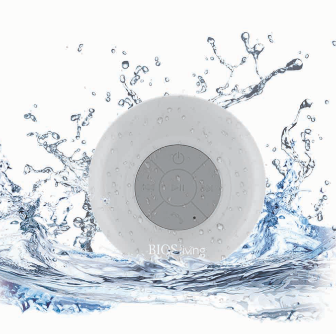 BIOS - Bluetooth Shower Speaker