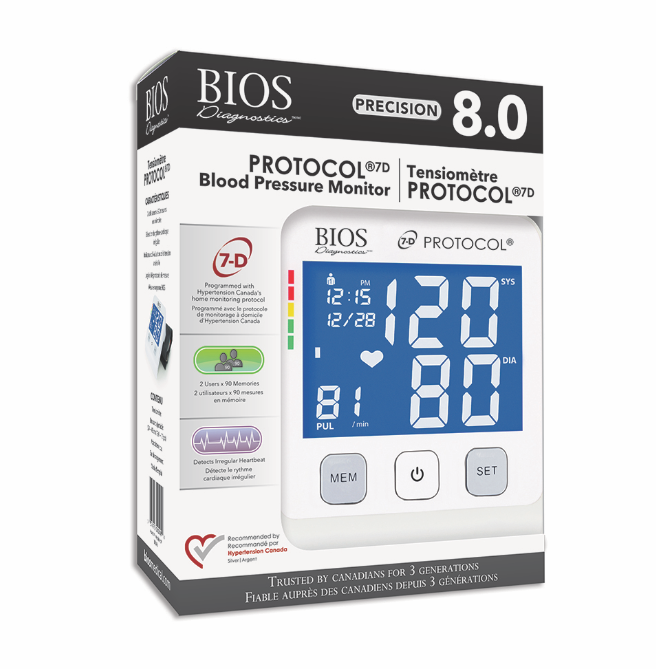 BIOS - Diagnostics Precision Series 8.0 Protocol® 7D