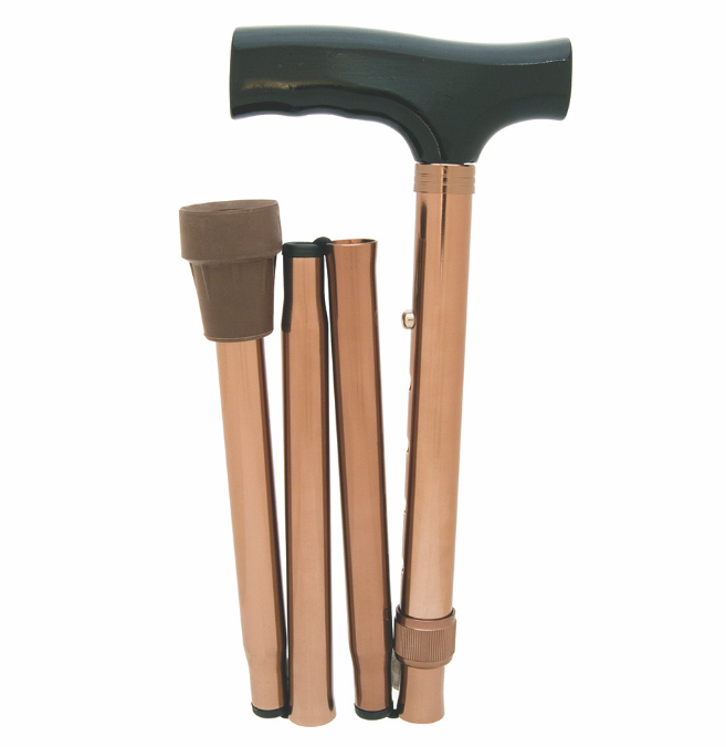 "BIOS - Collapsible Cane, 36"", Copper"