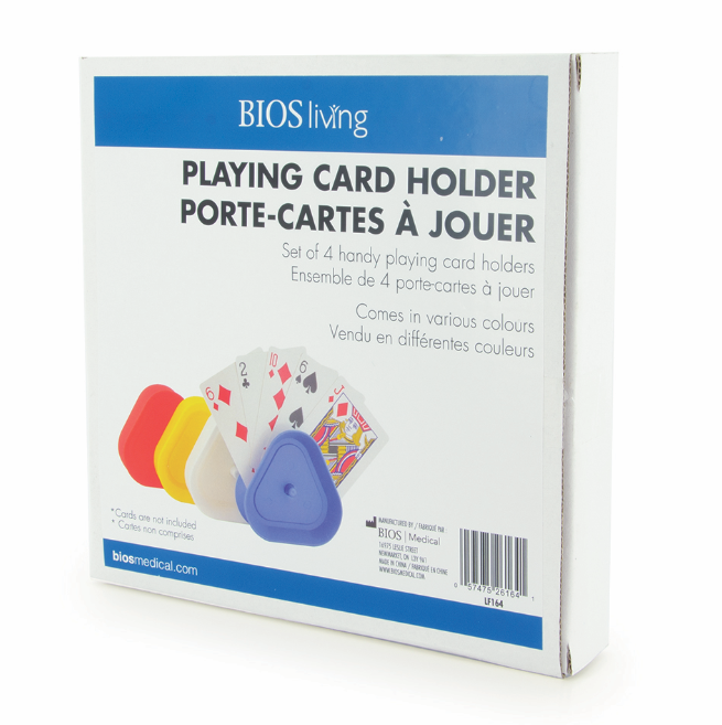 BIOS - Playing Card Holders