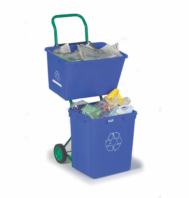 BIOS - Recycling Bin Dolly