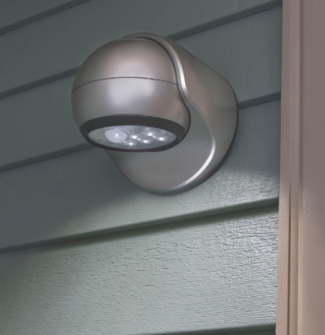 BIOS - Motion Sensor LED Porch Light