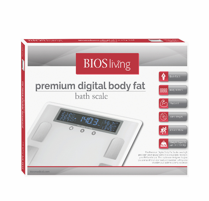 BIOS - Premium Body Fat Scale