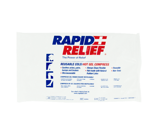 BIOS - Rapid Relief® Reusable Cold and Hot Compress