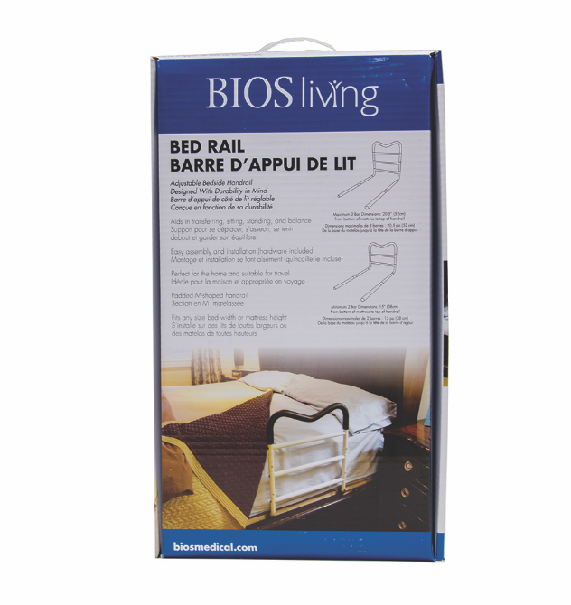 BIOS - Adjustable Bed Rail