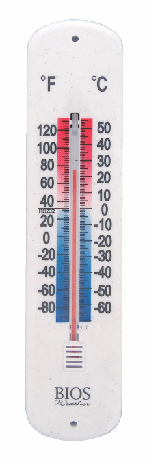 BIOS - Indoor/Outdoor Thermometer