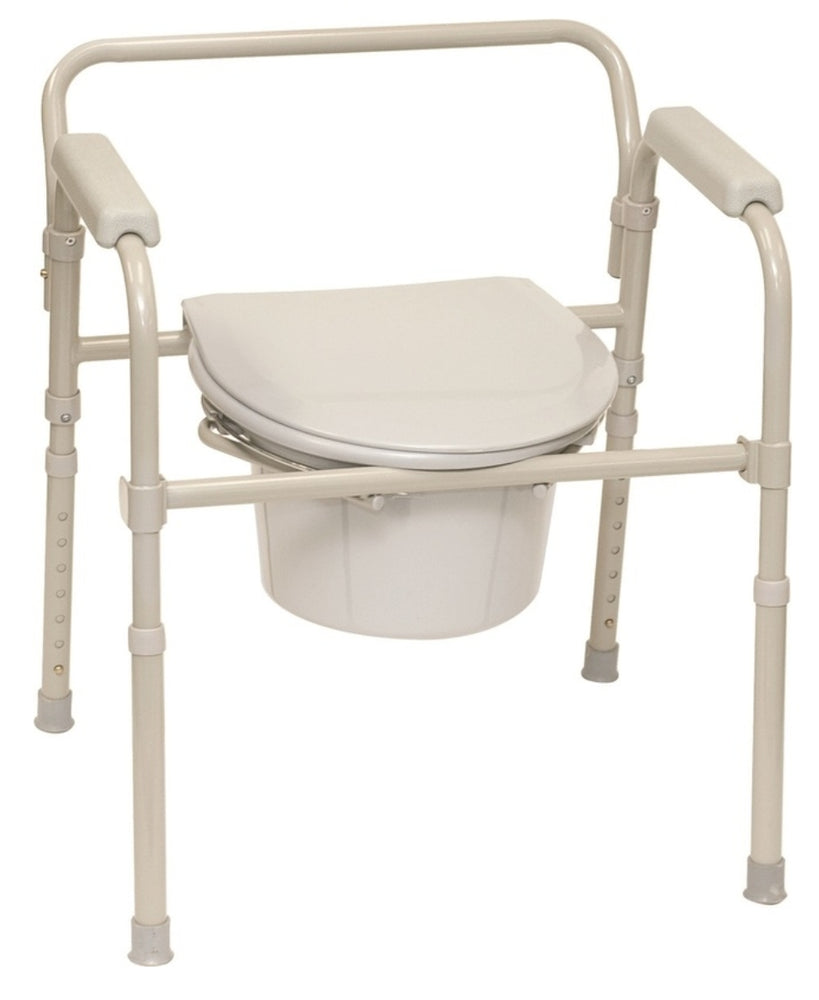 Probasics 3-In-1 Folding Commode - Relaxacare