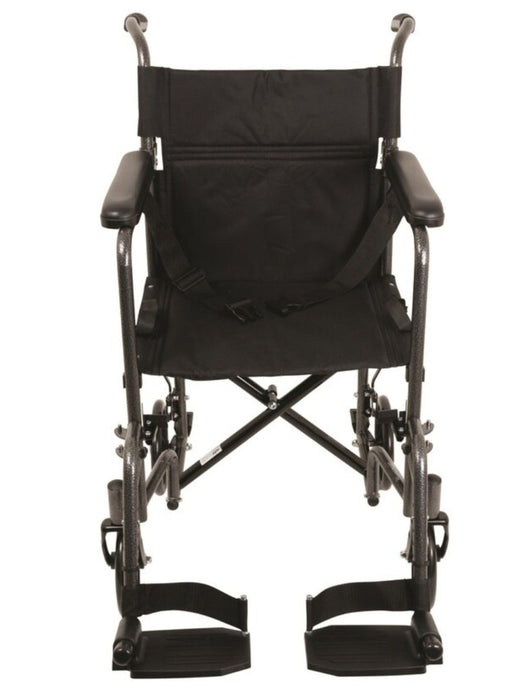 Probasics Steel Transport Chair - Relaxacare