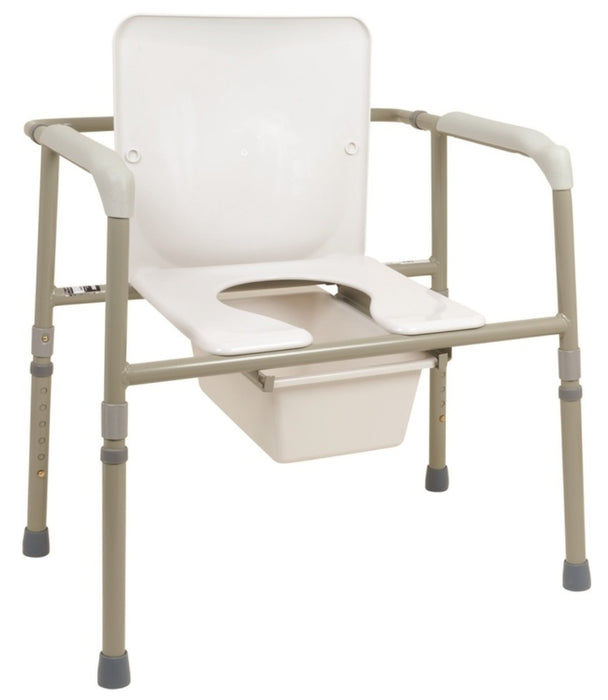 Probasics Heavy Duty Wide Commode - Relaxacare