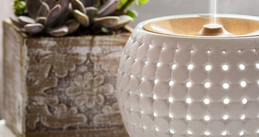 Ellia GATHER ULTRASONIC ESSENTIAL OIL DIFFUSER - Relaxacare
