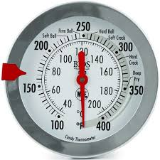 "BIOS - 3"" / 7.5 cm Dial Candy Thermometer"