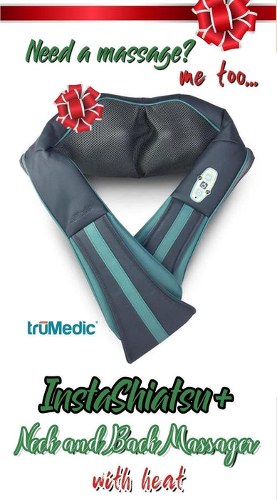 -Demo Unit-TruMedic is -2000 Neck massager with heat - Relaxacare