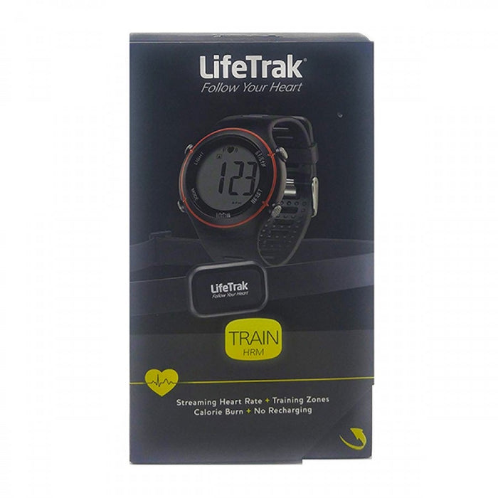 LifeTrak Train Heart Watch - Relaxacare