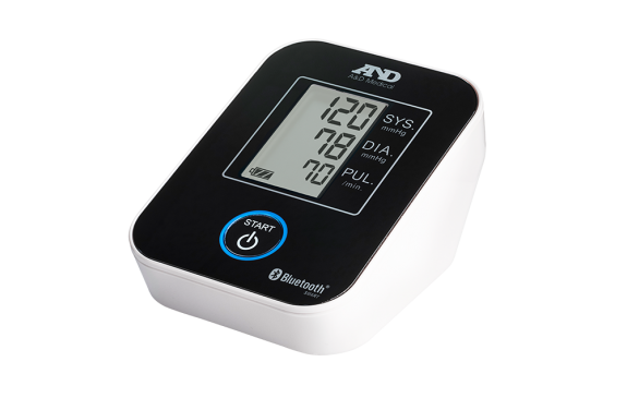 A&D Connect app -Premium Wireless Blood Pressure Monitor