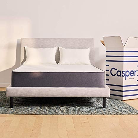 Casper California King Mattress Memory Foam - Relaxacare