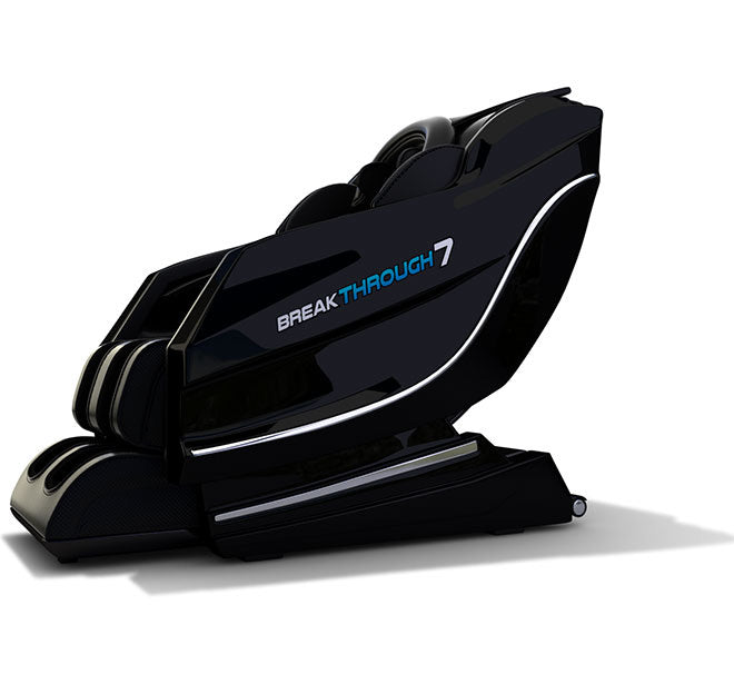 Medical Breakthrough 7 Massage Chair 4D Heated Rollers with Head Massage - Relaxacare