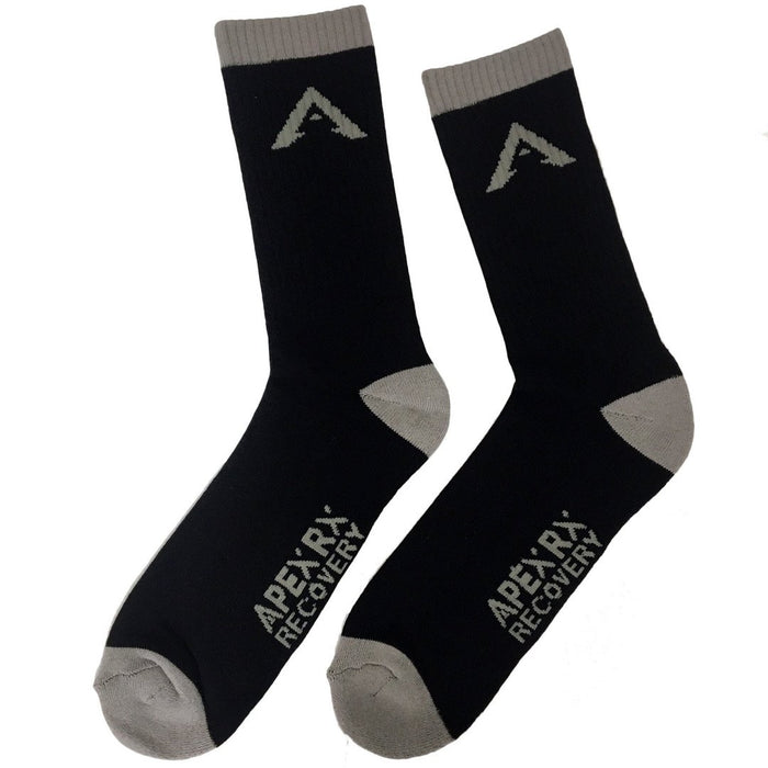 Apex RX Recovery Socks sizes 8-13 - Relaxacare