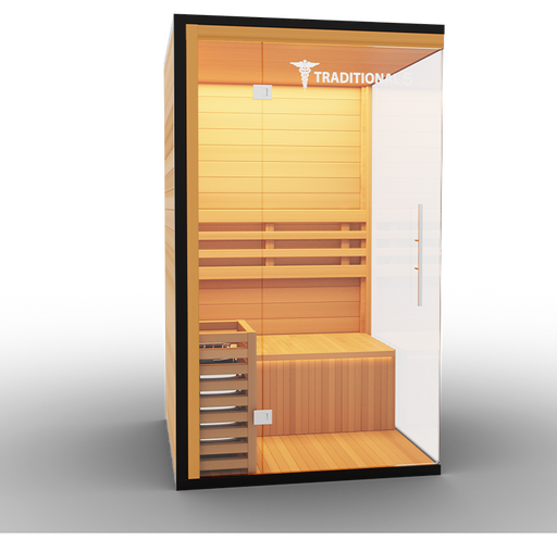 Traditional 5 Steam Sauna