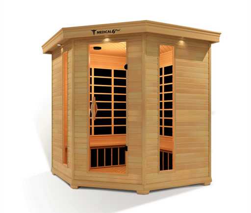 Medical Sauna 6 Plus