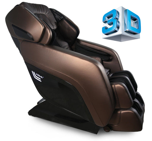 -Sold out-RelaxAcare choice-Demo-TruMedic Mc-2000 Massage Chair with L track technology-DEMO-