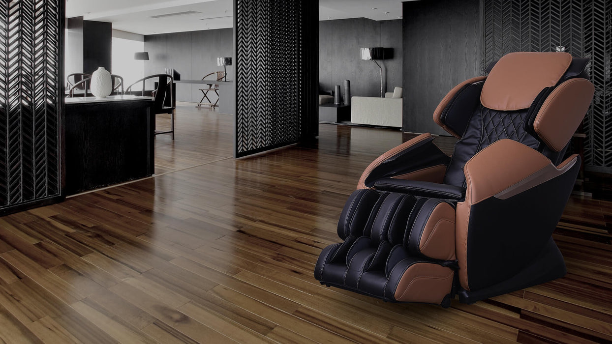 Obusforme 4d Massage chair 500 series with colour therapy - Relaxacare