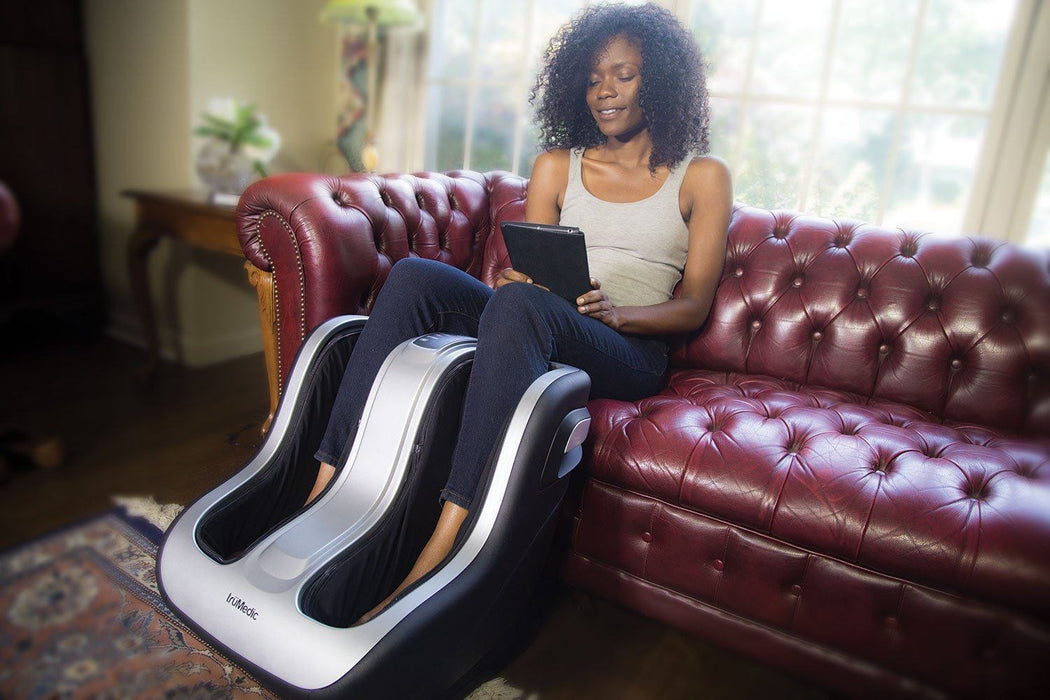 InstaShiatsu+ Foot and Calf Massager TruMedic - Relaxacare