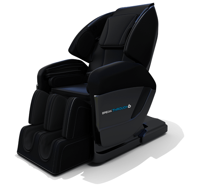 Medical Breakthrough 6 Massage Chair 4d Heated Rollers - Relaxacare