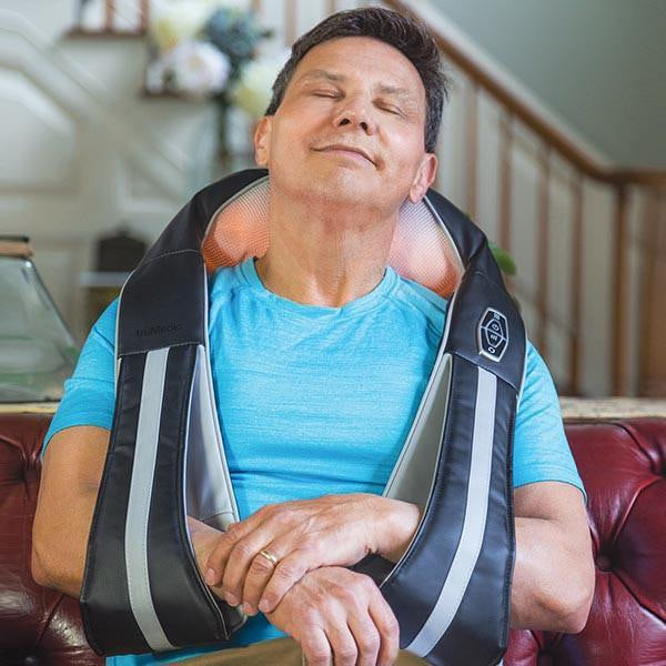 TruMedic is-3000 Neck Massager with heat - Relaxacare