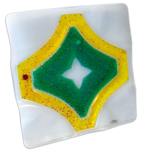 Skil-Care Sensory Star for Lightbox Yellow & Green 914586