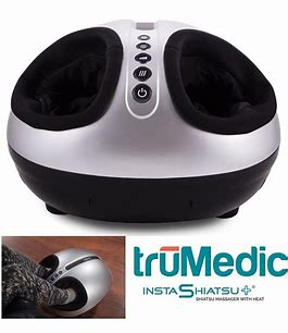 Demo unit- TruMedic Is-4000 TruMedic Foot Massager- Oprah Winfrey approved- - Relaxacare