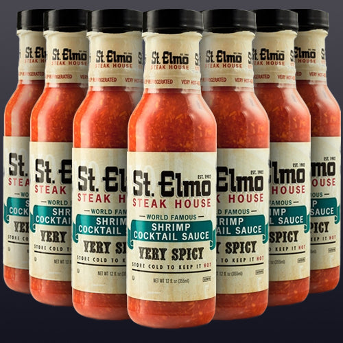 Case of The World Famous - St. Elmo Cocktail Sauce™