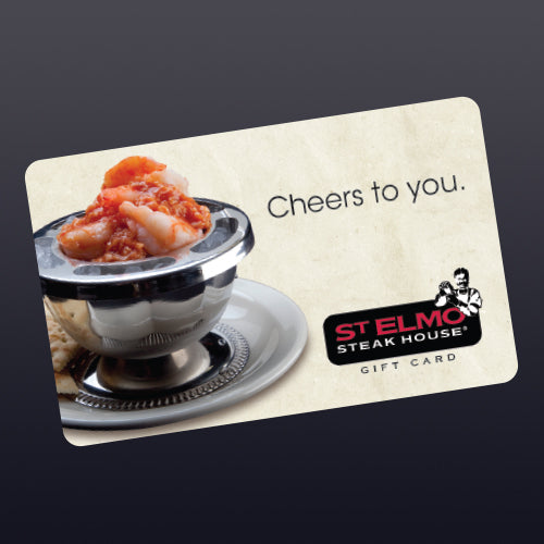 St. Elmo Gift Card