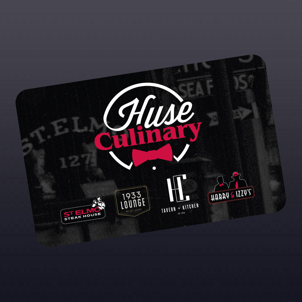 Huse Culinary Gift Card