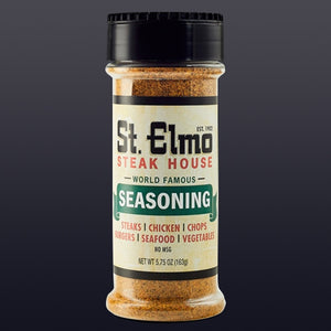 St. Elmo Steak House Seasoning