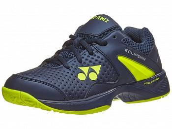 2019 YONEX POWER CUSHION ECLIPSION 2 JR [NAVY/YELLOW] (PRE-ORDER)