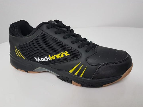 BLACK KNIGHT REACTOR X8 COURT SHOE [BLACK]