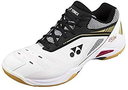 YONEX POWER CUSHION 65X WIDE COURT SHOES [GOLD]