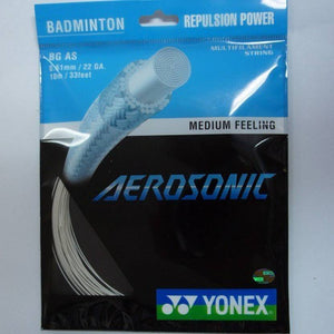 YONEX BADMINTON STRING AEROSONIC BG AS