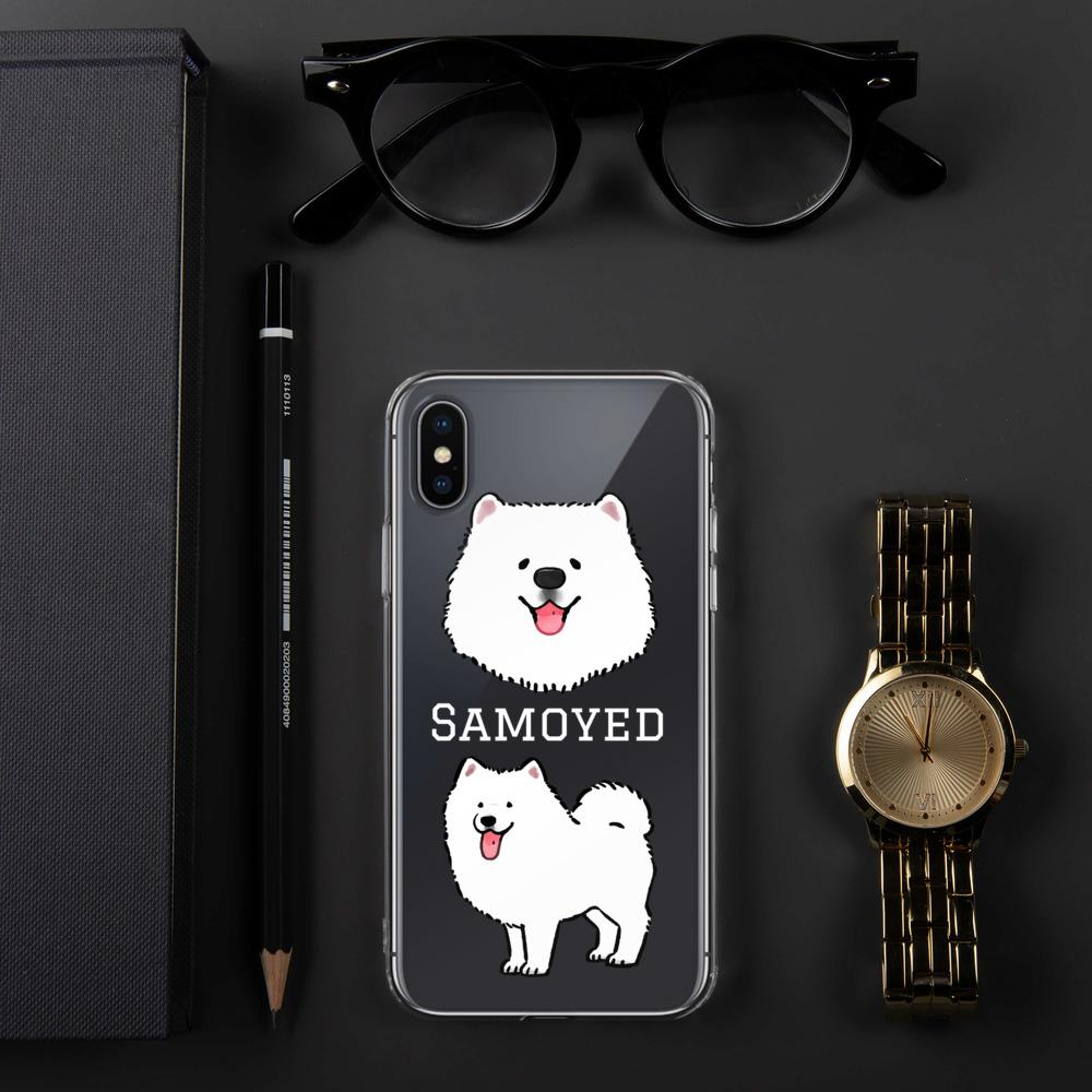 Samoyed iPhone Case