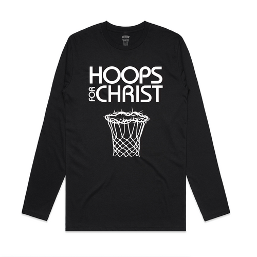 Signature Logo Long Sleeve - Hoopsforchrist