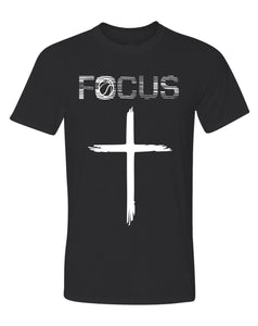 FOCUS Signature Tee - Hoopsforchrist